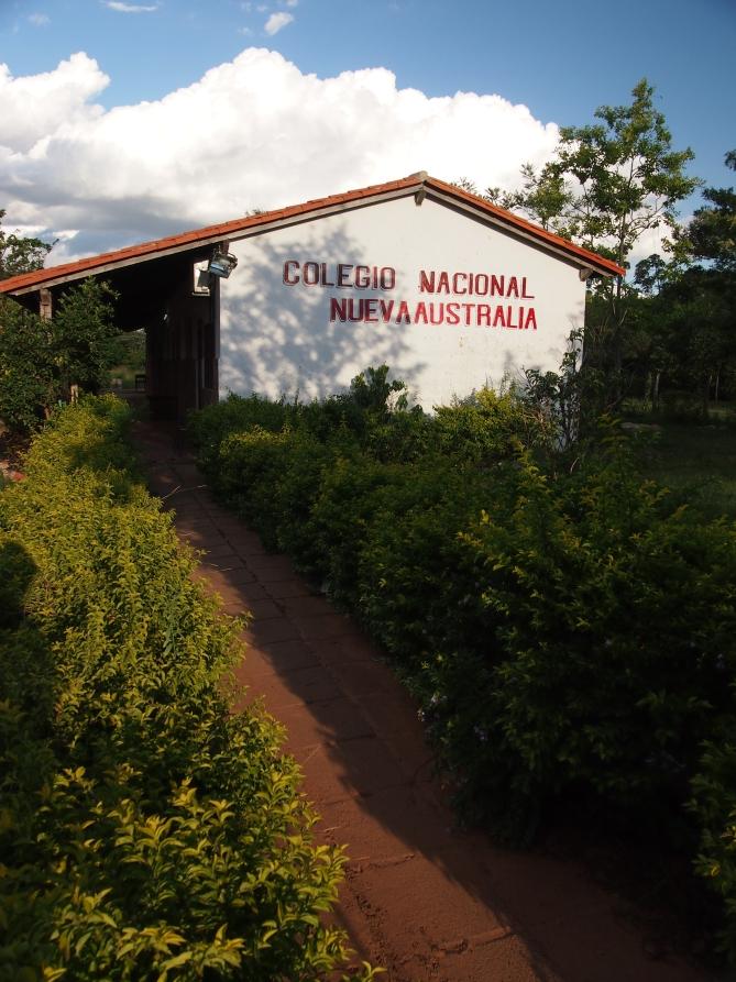Colegio Nacional Nueva Australia